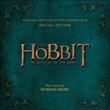 Lo Hobbit. La Battaglia Delle Cinque Armate (The Hobbit. The Battle of the Five Armies) (Colonna Sonora) (Deluxe Edition) - CD Audio di Howard Shore