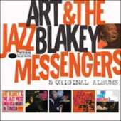 CD 5 Original Albums Art Blakey