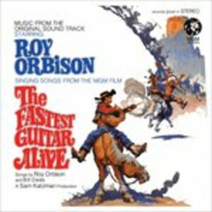 The Fastest Guitar Alive - CD Audio di Roy Orbison