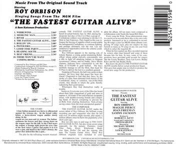 The Fastest Guitar Alive - CD Audio di Roy Orbison - 2