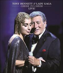 Tony Bennett & Lady Gaga. Chick to Chick Live! - Blu-ray