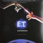 Cover CD Colonna sonora E.T. - L'extra-terrestre