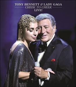 Tony Bennett & Lady Gaga. Chick to Chick Live! - DVD