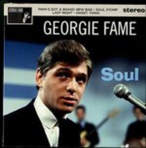 Soul - Vinile 7'' di Georgie Fame