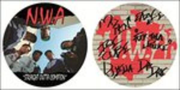 Straight Outta - Vinile LP di NWA