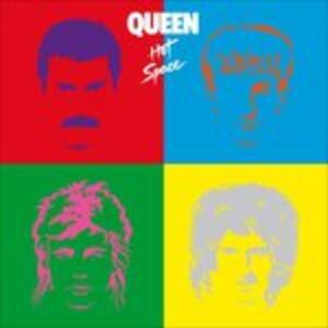 Hot Space - Vinile LP di Queen