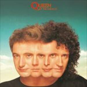 The Miracle - Vinile LP di Queen