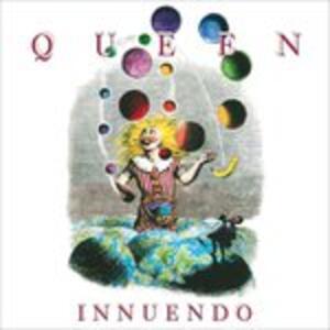 Innuendo (180 gr. Limited Edition) - Vinile LP di Queen