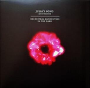 Julias Song - Vinile 10'' di OMD