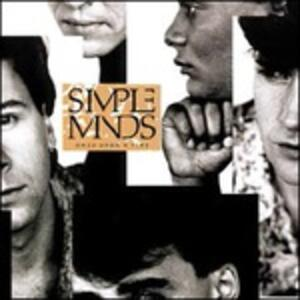 Once Upon a Time - CD Audio di Simple Minds