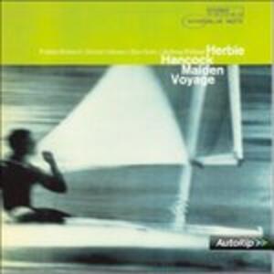 Maiden Voyage - Vinile LP di Herbie Hancock