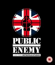 Public Enemy. Live from Metropolis Studios - Blu-ray