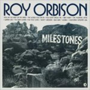 Milestones - Vinile LP di Roy Orbison