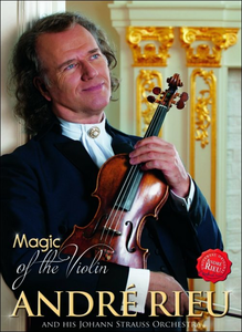 Film André Rieu. Magic of the violin