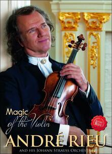 André Rieu. Magic of the violin - DVD