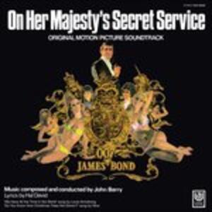 On Her Majesty's Secret Service (Colonna Sonora) - Vinile LP