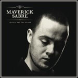 Lonely Are the Brave - Vinile LP di Maverick Sabre