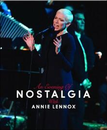 Annie Lennox. An Evening Of Nostalgia With annie Lennox - DVD