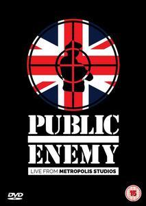 Public Enemy. Live from Metropolis Studios - DVD