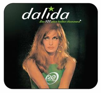 100 Plus Belles Chansons - CD Audio di Dalida