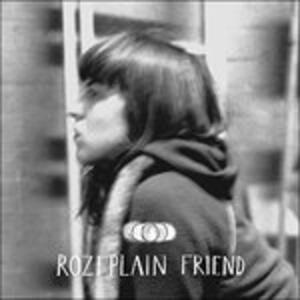 Friend - Vinile LP di Rozi Plain