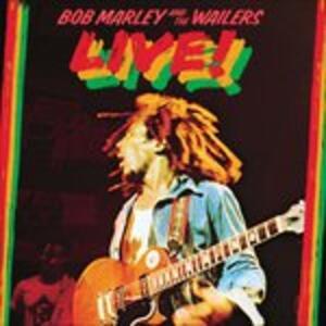 Live! - Vinile LP di Bob Marley,Wailers