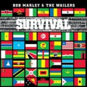 Survival - Vinile LP di Bob Marley,Wailers