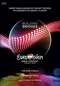 Eurovision Song Contest Vienna 2015 (3 DVD) - DVD