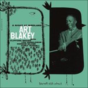 A Night at Birdland vol.2 - Vinile LP di Art Blakey