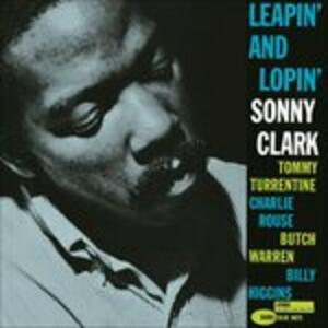 Leapin' and Lopin' - Vinile LP di Sonny Clark
