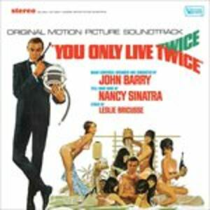 You Only Live Twice (Colonna Sonora) - Vinile LP