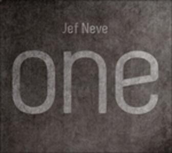 One - CD Audio di Jef Neve
