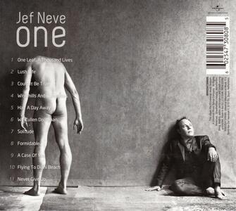 One - CD Audio di Jef Neve - 2