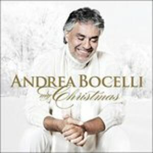 My Christmas - CD Audio di Andrea Bocelli