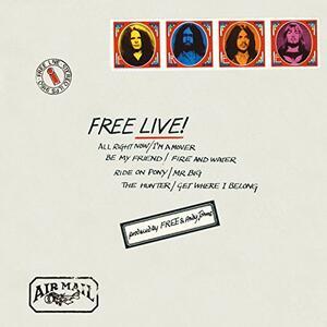 Free Live! - Vinile LP di Free