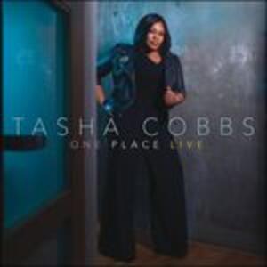 One Place - Vinile LP di Tasha Cobbs