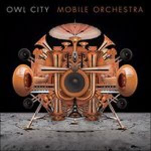 Mobile Orchestra - CD Audio di Owl City
