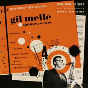 New Faces New Sounds - Vinile 10'' di Gil Melle