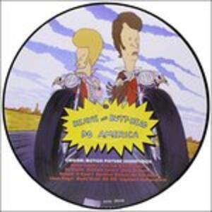 Beavis and Butthead Do America (Colonna Sonora) - Vinile LP