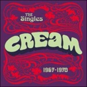 The Singles 1967-1970 - Vinile 7'' di Cream