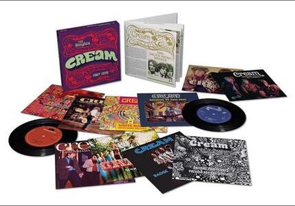 The Singles 1967-1970 - Vinile 7'' di Cream - 2