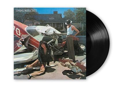 Indiscreet - Vinile LP di Sparks