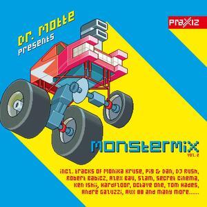 Dr. Motte Monster Mix 2 - Vinile LP