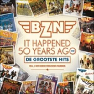 It Happened 50 Years Ago - CD Audio di B.Z.N.