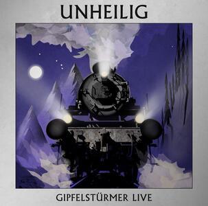 Gipfelsturmer. Live - CD Audio di Unheilig