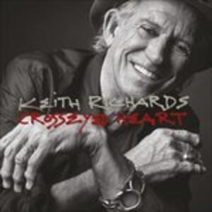 Crosseyed Heart - Vinile LP di Keith Richards