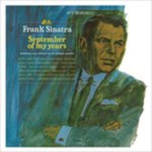 September of My Years - Vinile LP di Frank Sinatra