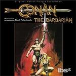 Cover CD Conan the Barbarian