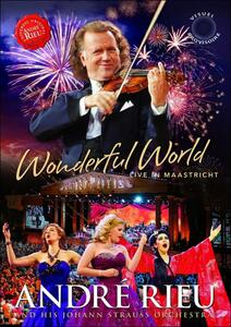 André Rieu and His Johann Strauss Orchestra. Wonderful World - DVD