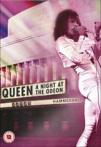 Film Queen. A Night At The Odeon
